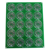 4 Layers Gold Plating PCB High Routing Quality