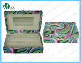 Fashion Fancy Fabric Jewel Case (HX-L693)