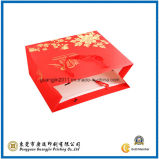 Customized Chinese Festival Gift Paper Bag (GJ-Bag180)