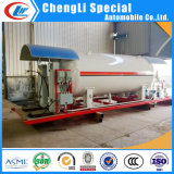 Clw 5ton 10000 Liters Portable LPG Gas Filling Bottling Station for Sale