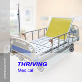 Four Crank Five Function Manual Hospital Bed