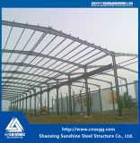 2017 Light Steel Structure Frame Made of ISO Building Material