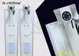 30W Phone Control Integrated Solar Street Light with 360 Camera