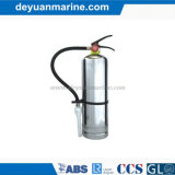 Stainless Steel Dry Powder Fire Extinguisher