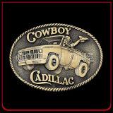 Best Seller Antique Brass Plated Metal Belt Buckle