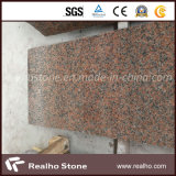 Chinese Cheap Stone Maple Red G562 Granite Tiles for Flooring/Wall/Outdoors