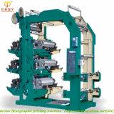 High Quality Plastic Bag Flexo Printing Machine