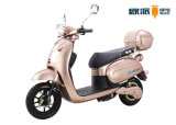 Hand Brake 650W Ladies Electric Scooter 60V 20ah Alloy Wheel Rear