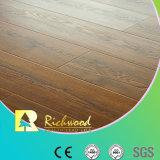 12.3mm E0 HDF AC3 Embossed Oak Waxed Edge Laminate Flooring