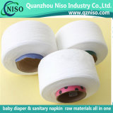 560d Adult Diaper Raw Materials White Spandex Yarn with Good Extension