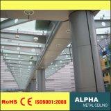 Aluminum Metal Curtain Wall Wall Claddings