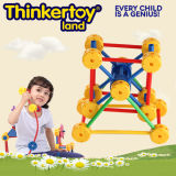 Educational Building Toy for Kids Plastic Building Connector Blocks