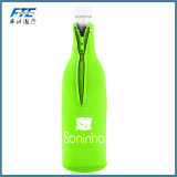 Promotional Top Quality Custom Cartoon Bottle Cooler with Handle