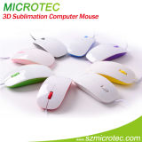 3D Wireless Sublimation 3D Blank Mouse