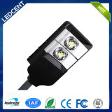 Aluminium Alloy No Flash 120W White LED Street Light