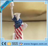 Polyresin Figurine Liberty Sculpture