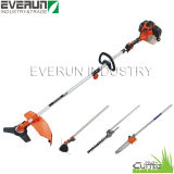 4 in 1 Pole Chain Saw Hedge Trimmer Brush Cutter