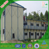 Prefab Building Materials Shipping Flat Pack Used for Construction Site