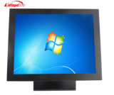 "4: 3 1024X768 Resolution 12"" Square Resisitve LCD Touch Screen Monitor with All Metal Housing High Quality Design (CE RoHS FCC)"