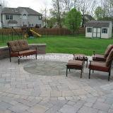 Walkway Cube Stone for Garden Sideway