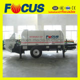 Trailer Concrete Mounted Line Pump