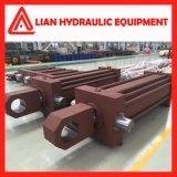 Hydraulic Power Hydraulic Plunger Cylinder with Forged Steel Piston Rod