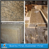 Polished Tiger Skin Yellow Stone Granite Kitchen Tiles for Floor/Wall