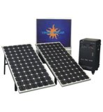 Mini Ready Made Portable Solar Power System (SZYL-SPS-280)
