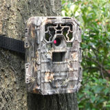 12MP HD 1080P Black IR Hunting Camera Game Camera IP66 Super Long Detection Range up to 75FT