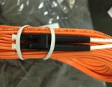 Multimode Duplex 2.0/3.0mm Fiber Optical Patchcord with LC Black Connector