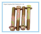 Zinc Plated Flange Bolt (DIN6921/6922)