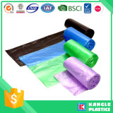 Roll Packed Plastic Trash Bag