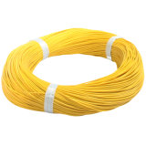 Silicone Rubber Cable Flexible Wire 24AWG with 006
