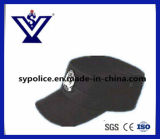 Custom Badge Cotton Military Army Cap/Police Cap (SYMC-005)
