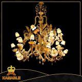 Top Quality Modern Glass Luxury Large Hotel Chandeliers (ka888)