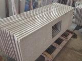 China White Black Beige Quartz Stone Kitchentops