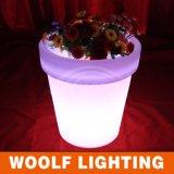 LED Flower Pot Garden Decoration Lighting LED Flower Pot
