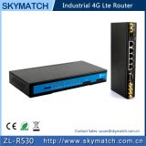 Industrial OEM 3G HSPA+ Wireless Router with SIM Card Slot, Dual Modem