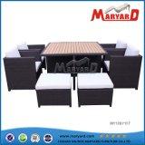 Patio Furniture with PE Wicker
