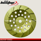 Cup Wheel Diamond Concrete Grinding & Polishing Abrasive Tool