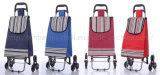 Wholesale Supermarket Shopping Trolley Handbag Fabric Cart with Heavy Duty