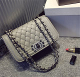 Latest Design Fashion Style Women′s Leather Shoulder Bag