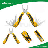 New Steel Locking Handle Multi-Tool Folding Wire Cutter Pliers
