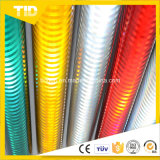 Metallized Reflective Sheeting Comply with Type V for Car Safety