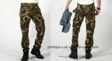 Cool Mens Camo Print Cotton Long Cargo Pants