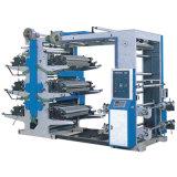 Six-Color Flexible Letter Pressing Machine