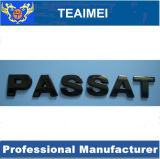 Passat ABS Plastic Black Body Sticker Auto Part Car Emblems