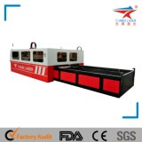 500W Fiber Laser Metal Cutting Machine (TQL-MFC500-3015)