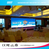 P3 High Resolution Indoor LED Screens for Restruant SMD