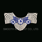 Hot Sale Embroidery Floral Mesh Lace Collar for Sewing Crafts